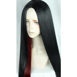 Black and Red 150cm Land of the Lustrous Bort Cosplay Wig