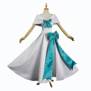 Fate/Grand Order Artoria Pendragon 2nd Anniversary Cosplay Costume
