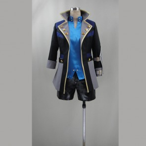 God Eater Burst Protagonist Cosplay Costume - Version 2
