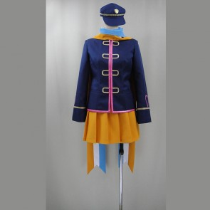 Anti-Magic Academy: The 35th Test Platoon (Tai-Mado Gakuen 35 Shiken Shotai) Mari Nikaido Cosplay Costume