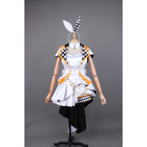 Project Sekai: Colorful Stage feat. Hatsune Miku More More Jump! Kagamine Rin Cosplay Costume , $155.00 (was $232.50)