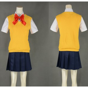 Your Name (Kimi no Na wa) Mitsuha Miyamizu Cosplay Costume