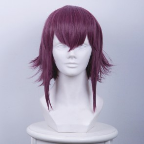 Purple Red 35cm Re:Creators Yuya Mirokuji Cosplay Wig