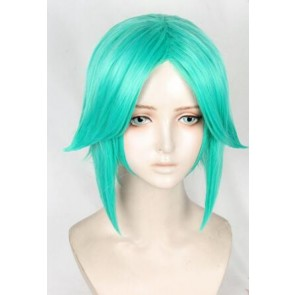 Green 40cm Land of the Lustrous Phosphophyllite Cosplay Wig