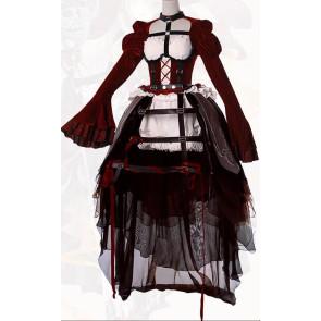 SINoALICE Little Red Riding Hood Cosplay Costume