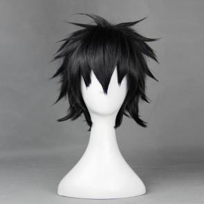 Black 35cm Sky Wizards Academy Kanata Age Cosplay Wig