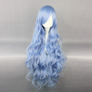 Blue 90cm Date A Live Yoshino Cosplay Wig