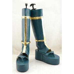 Touken Ranbu Tsurumaru Cosplay Boots