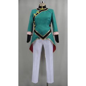 RWBY Lie Ren Cosplay Costume