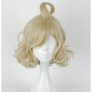 Gold 35cm SINoALICE Pinocchio Cosplay Wig