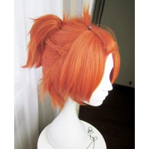 Orange Tsukiuta. The Animation Haduki You Cosplay Wig