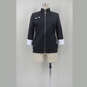 Tokyo Ghoul Ken Kaneki Black Battle Coat Cosplay Costume