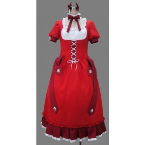 Mondaiji Asuka Kudo Cosplay Costume