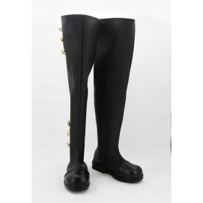 Seraph of the End: Vampire Reign (Owari no Serafu) Mikaela Hyakuya Cosplay Boots