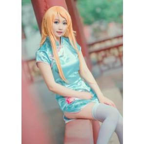 Oreimo Kirino Kosaka Cheongsam Cosplay Costume