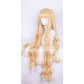 Yellow 120cm Rozen Maiden 15th Anniversary Kirakisho Cosplay Wig