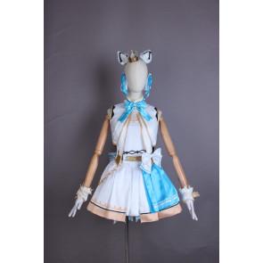 Virtual YouTuber Shirakami Fubuki Nonstop Story Ver. Cosplay Costume , $153.00 (was $229.50)