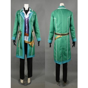 The Legend of Heroes Trails of Cold Steel Jusis Albarea Cosplay Costume