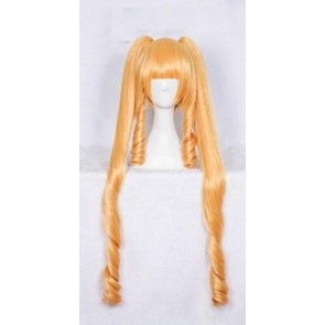 Yellow 90cm Rozen Maiden 15th Anniversary Shinku Cosplay Wig