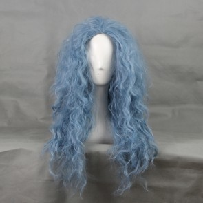 Blue 65cm Into the Woods Witch Cosplay Wig