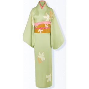 Gintama Mitsuba Okita Kimono Cosplay Costume
