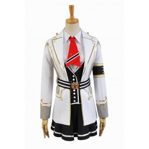 Kamigami no Asobi: Ludere deorum Yui Kusanagi Uniform Cosplay Costume