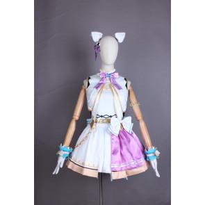 Virtual YouTuber Nekomata Okayu Nonstop Story Ver. Cosplay Costume , $153.00 (was $229.50)