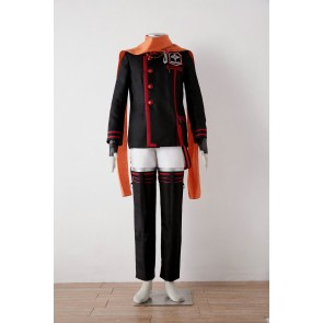 D.Gray-man 3 Lavi Cosplay Costume