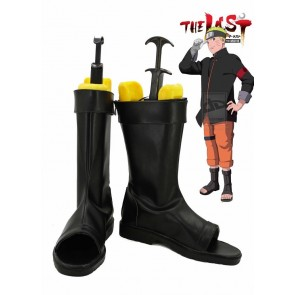 Naruto: The Last Uzumaki Naruto Cosplay Boots