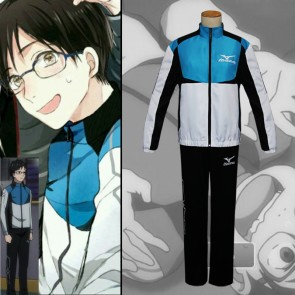 Yuri!!! on Ice Yuri Katsuki Uniform Cosplay Costume
