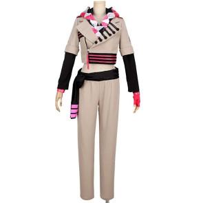 B-Project Killer King Teramitsu Yuzuki Cosplay Costume