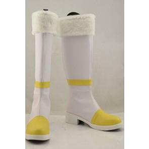 Love Live! Snow Halation Rin Hoshizora Cosplay Boots