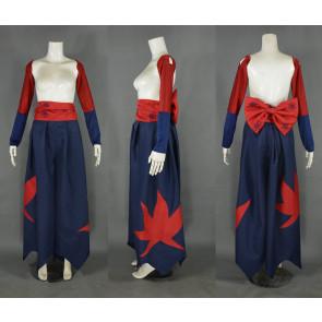 Katanagatari Shichika Yasuri Cosplay Costume