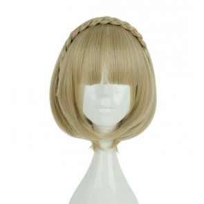 35cm SINoALICE Sleeping Beauty Cosplay Wig