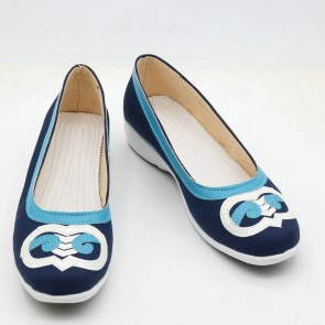 Overwatch Mei Cosplay Shoes