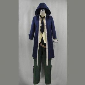 God Eater Soma Schicksal Cosplay Costume