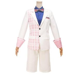 A3! Boy Alice in Wonderland Spring Minagi Tsuzuru Cosplay Costume