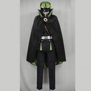 Seraph of the End: Vampire Reign (Owari no Serafu) Yuichiro Hyakuya Cosplay Costume