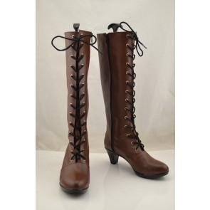 Kuroshitsuji Black Butler 2 Earl Alois Trancy Cosplay Boots