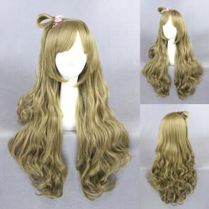 Blonde 70cm Love Live! Kotori Minami White Day Ver. Cosplay Wig