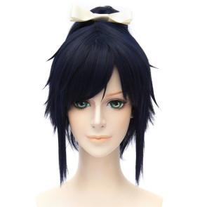 Blue 30cm Touken Ranbu Yamatonokami Yasusada Cosplay Wig