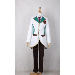 Star-Myu Tsubasa Hiragi Cosplay Costume