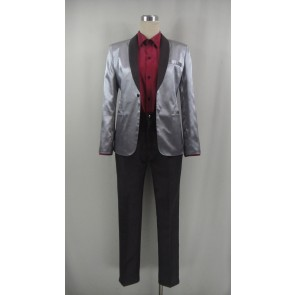 Suicide Squad The Joker Uniform Cosplay Costume