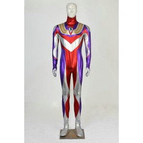 Ultraman Tiga Cosplay Costume