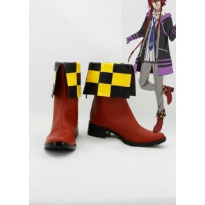 Kamigami no Asobi: Ludere deorum Loki Laevatein Cosplay Boots