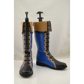 Dungeon and Fighter Glacial Master Cosplay Boots