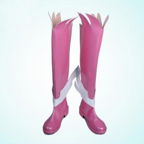 Fate/kaleid liner Prisma Illya Illyasviel von Einzbern Pink Cosplay Boots