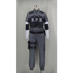 Resident Evil RPD Leon Scott Kennedy Cosplay Costume
