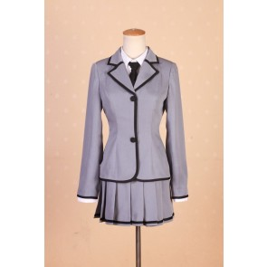 Assassination Classroom Ansatsu Kyoshitsu Kaede Kayano Akari Yukimura Cosplay Costume
