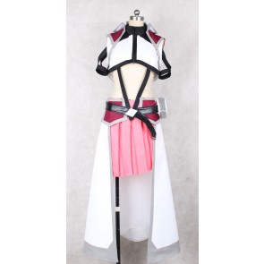 Cross Ange: Rondo of Angels and Dragons Hilda Cosplay Costume